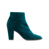 Chie Mihara Hibo Heeled Ankle Boots - Verde