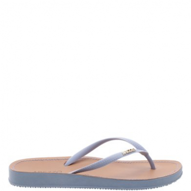Chinelo Beach Chic Crystal Blue | Arezzo