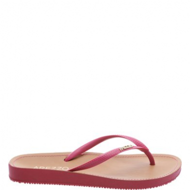 Chinelo Beach Chic Pink Flamingo | Arezzo