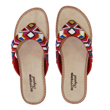 Chinelo Bottero Tropical-Feminino