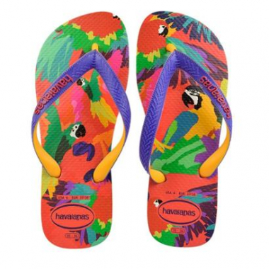 Chinelo Havaianas Top Fashion Feminino-Feminino