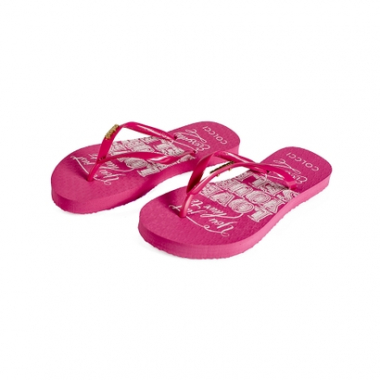 Chinelo Love Your Self Colcci-Feminino