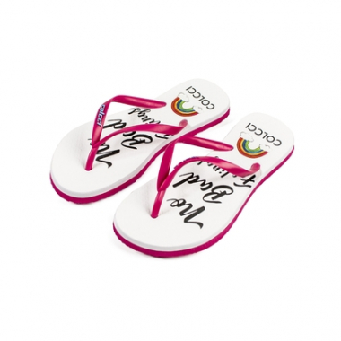 Chinelo No Bad Feelings Colcci-Feminino