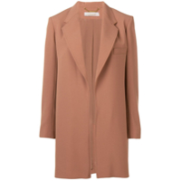 Chloé Belt Back Jacket - Marrom