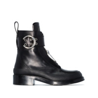 Chloé Ankle Boot Roy - Preto