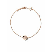 Chopard Pulseira 'happy Diamonds Icons' De Ouro Rosê 18K - Rose Gold