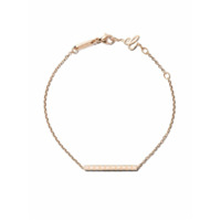 Chopard Pulseira 'ice Cube Pure' De Ouro Rosê 18K - Fairmined Rose Gold