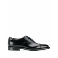 Church's Leather Oxford Shoes - Preto