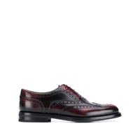 Church's Sapato Oxford - Roxo