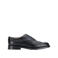 Church's Sapato Oxford - Preto