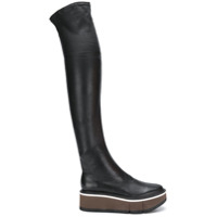 Clergerie Bota Over The Knee 'basilia' - Preto