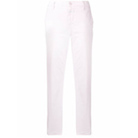 Closed Calça Jeans Cropped - Rosa