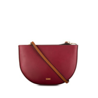 Closed Myrtle Shoulder Bag - Vermelho