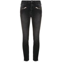 Closed Skinny Jeans - Preto