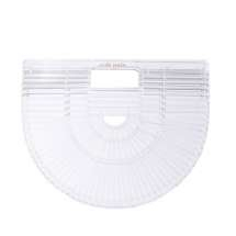 Clutch Ark Transparente