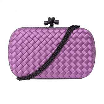 Clutch Knot Chain Rosa