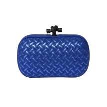Clutch Knot Printed Azul