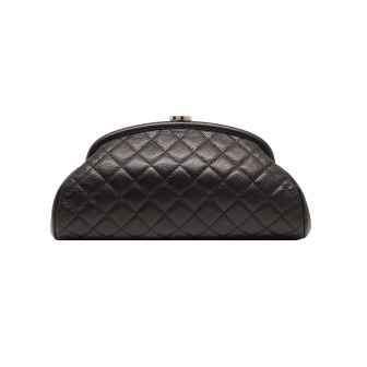 Clutch Timeless Caviar