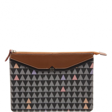 Clutch Triangle Premium Black | Schutz