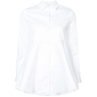 Co Co Tiered Blouse - Branco