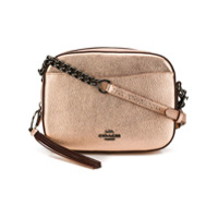 Coach Camera Bag Transversal - Dourado