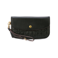 Coach Clutch 'signature' - Preto