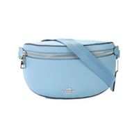 Coach Pochete Pebble - Azul