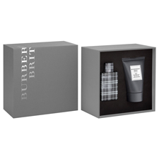 Coffret Burberry Brit Masculino Eau de Toilette 150 ml de Burberry
