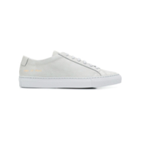 Common Projects Tênis Achilles Low - Cinza