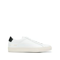 Common Projects Tênis 'achilles Retro Low' - Branco