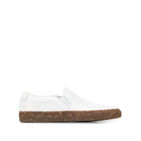 Common Projects Slip On Sneakers - Branco