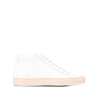 Common Projects Tênis Cano Alto - Branco