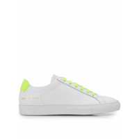Common Projects Tênis Cano Baixo Retro - Branco