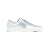 Common Projects Tênis De Couro 'original Achilles' - Metálico