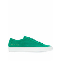Common Projects Tênis De Couro - Verde