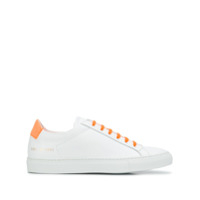 Common Projects Tênis fluorecente 'Achilles Low' - Branco