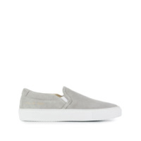 Common Projects Tênis Slip On - Cinza