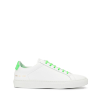 Common Projects Tênis Branco E Verde