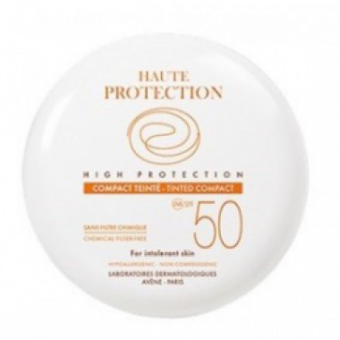 Compact Sable Beige Avène Spf 50 10G