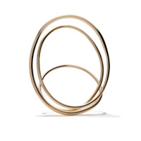 Completed Works Brinco De Ouro 18Tk 'swirl' - Yellow Gold