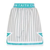 Converse X Faith Connexion Reversible Basketball Skirt - Cinza