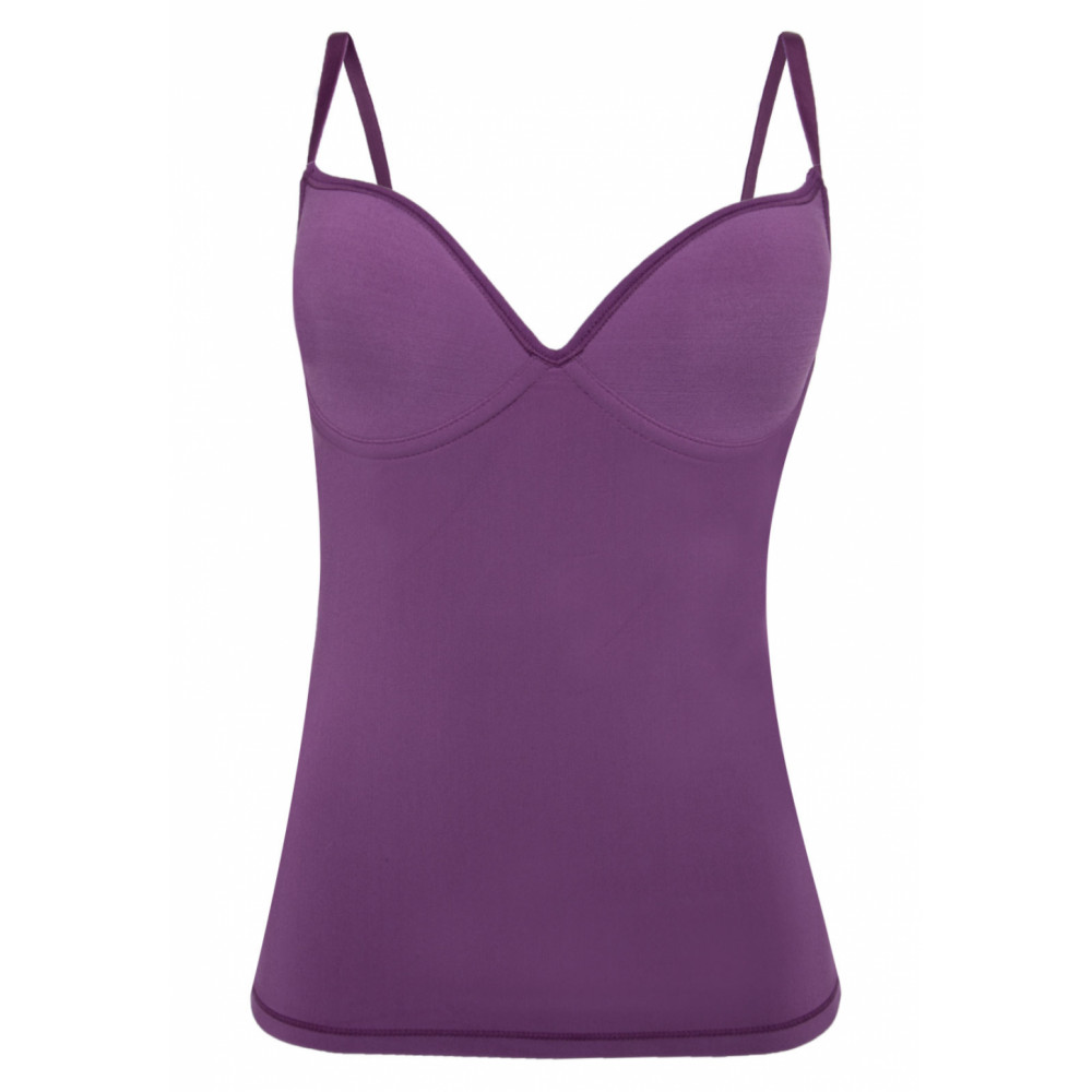 e02bdc870 Corpete Hope Push-Up Absoluto Roxo