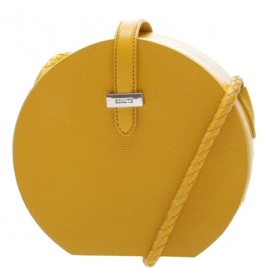 Crossbody Disco Bag Yellow | Schutz