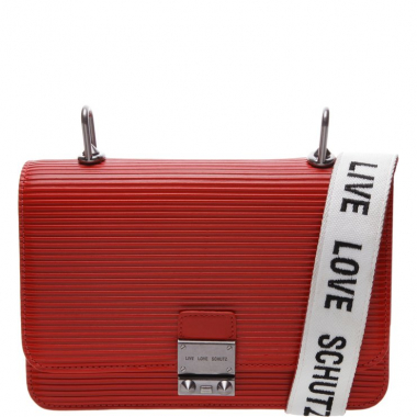 Crossbody Live Love Red | Schutz