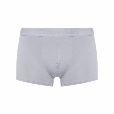 Cueca Trunk Cotton - Cinza