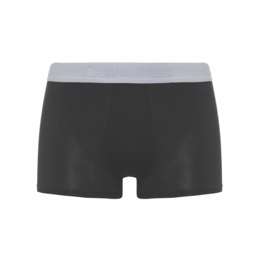 Cueca Trunk Cotton - Preto