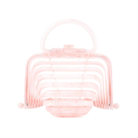 Cult Gaia Bolsa Mini 'lilleth' - Rosa
