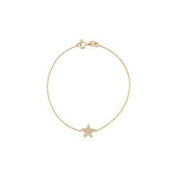 Dana Rebecca Pulseira 'julianne Himiko' De Ouro Amarelo 14K Com Diamante - Yellow Gold
