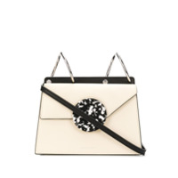 Danse Lente Small Phoebe Shoulder Bag - Branco