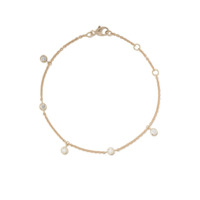 De Beers Pulseira My First De Beers De Ouro 18Kt Com Diamantes - Yellow Gold